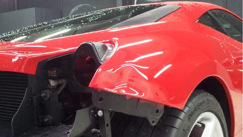 Hailtech - Le débosselage sans peinture permet de maintenir la valeur du véhicule.